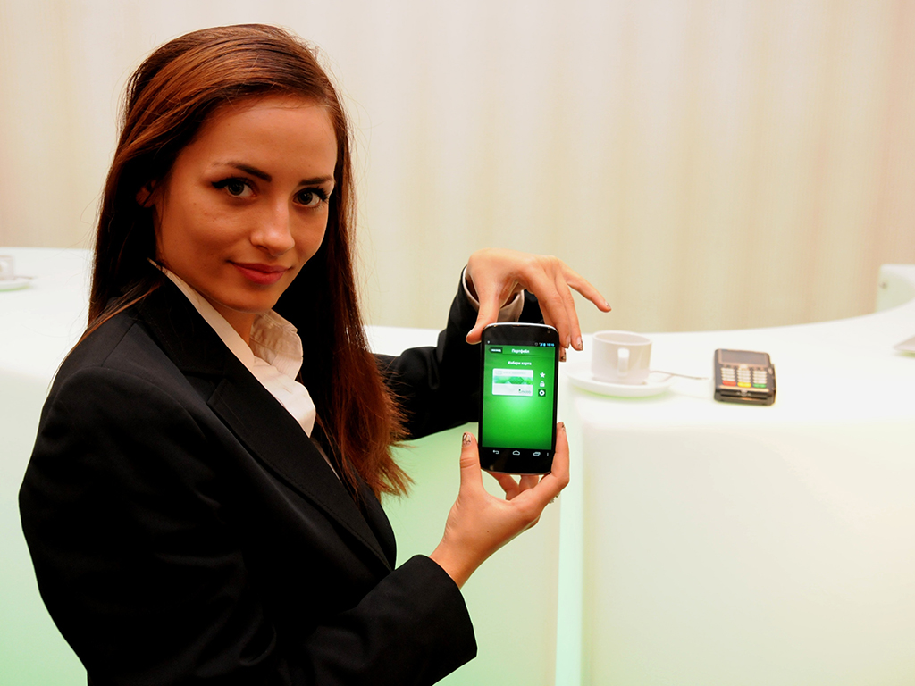 mobb - the new mobile application from Borica-Bankservice